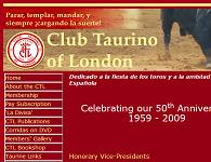 Club Taurino of London
