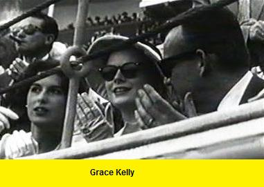 Grace Kelly en los toros